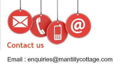 Contact us on email